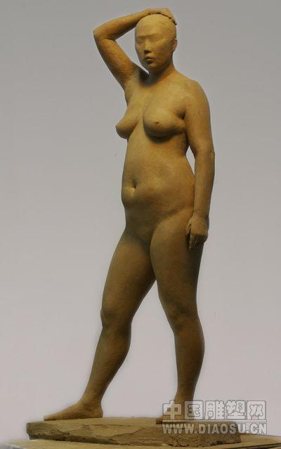 泥雕塑    10 - h_x_y_123456 - 何晓昱的文化艺术博客