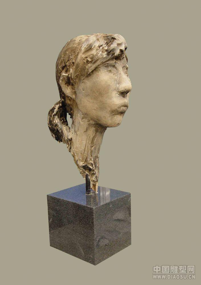 泥雕塑    9 - h_x_y_123456 - 何晓昱的文化艺术博客