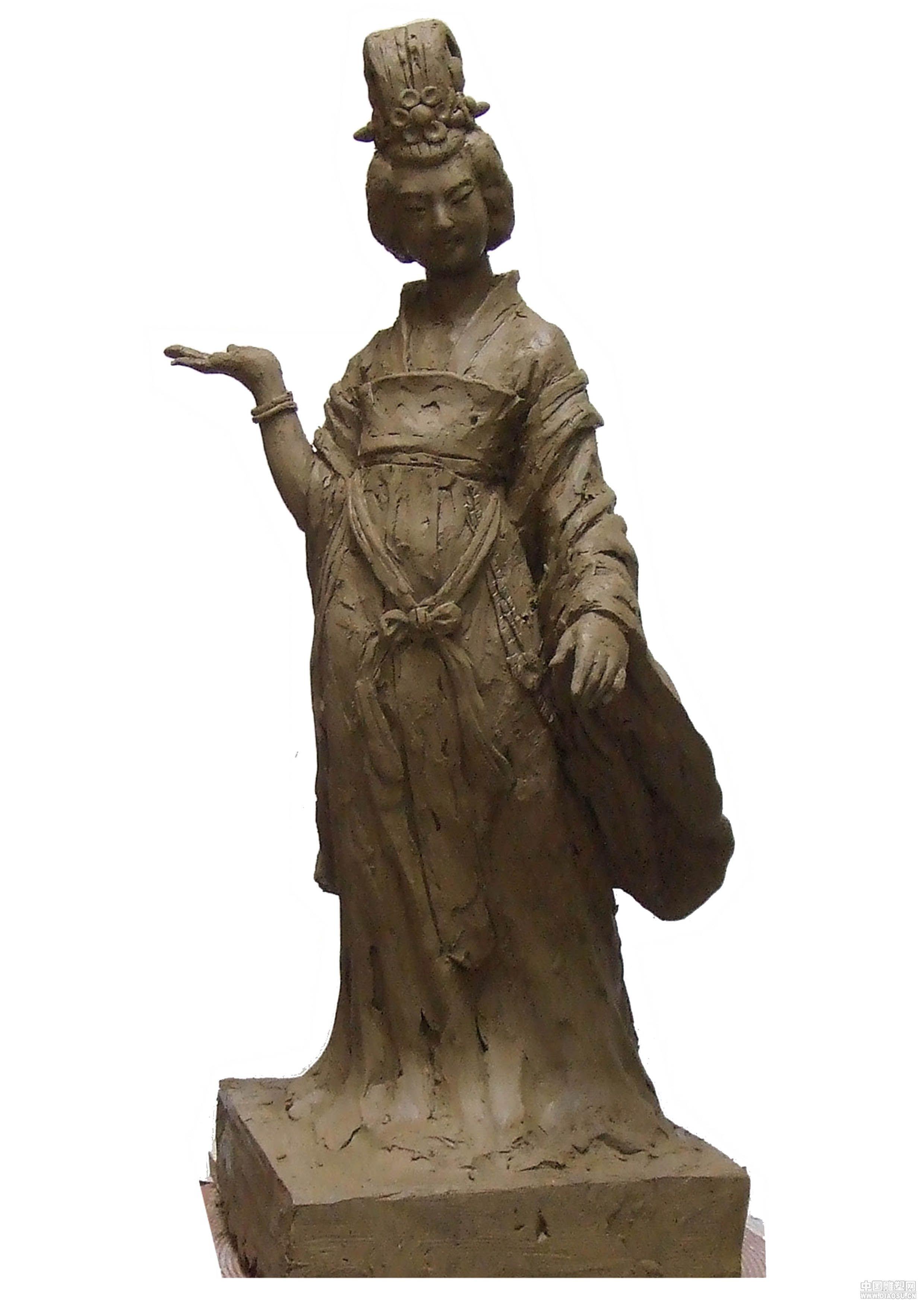 泥雕塑    6 - h_x_y_123456 - 何晓昱的文化艺术博客