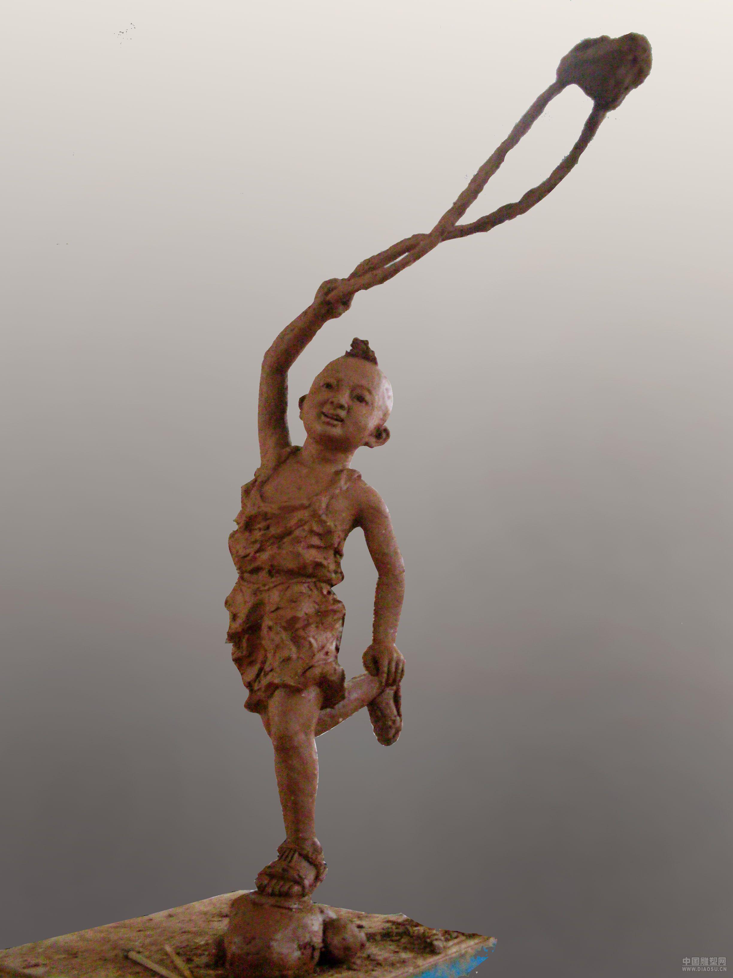 泥雕塑    4 - h_x_y_123456 - 何晓昱的文化艺术博客
