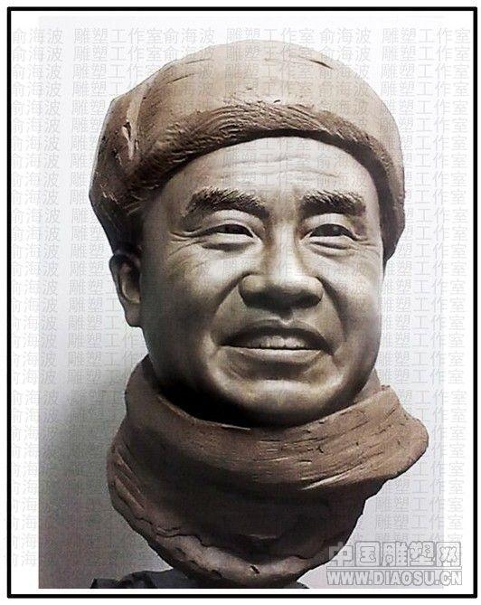 泥雕塑    3 - h_x_y_123456 - 何晓昱的文化艺术博客