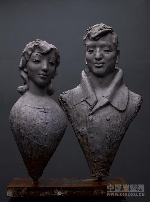 泥雕塑    2 - h_x_y_123456 - 何晓昱的文化艺术博客