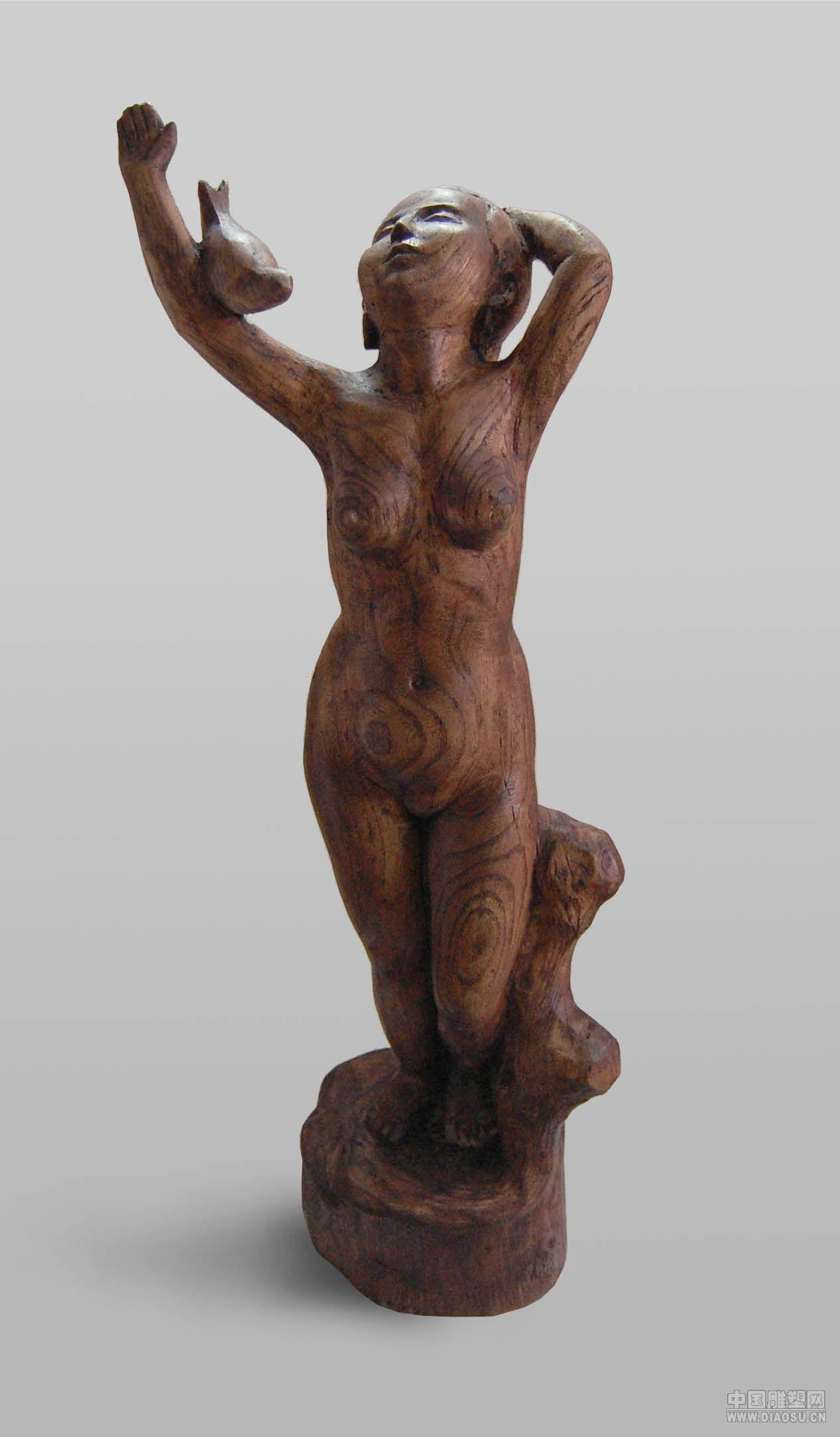 现代木雕 1