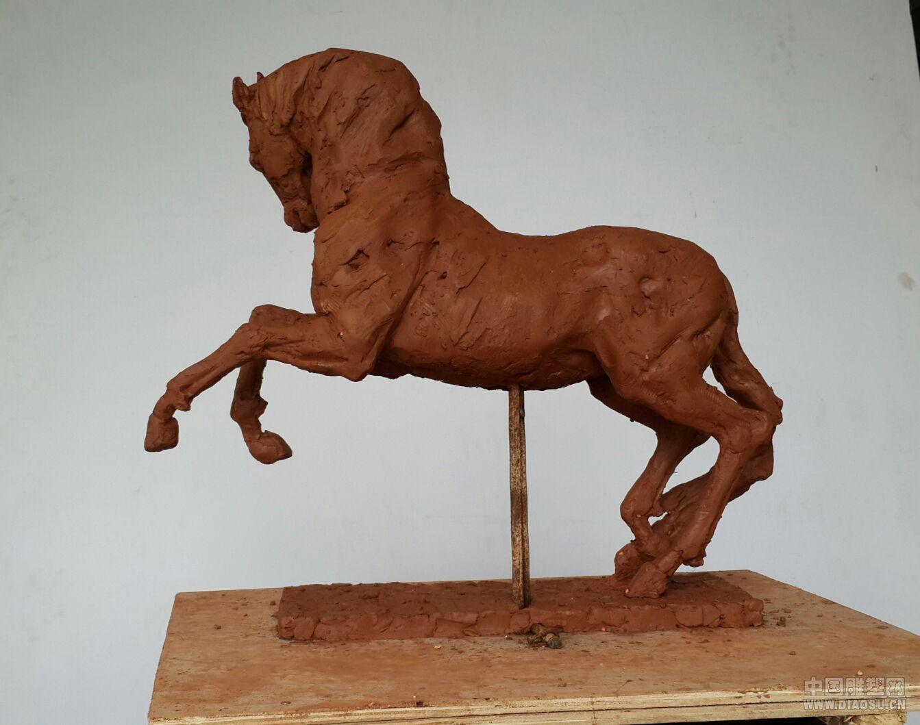 泥雕塑    1 - h_x_y_123456 - 何晓昱的文化艺术博客